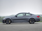 2015 BMW M4 Coupé US-spec (F82) 2014 wallpapers
