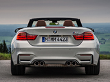 BMW M4 Cabrio Individual (F83) 2014 wallpapers