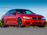 BMW M4 Coupé AU-spec (F82) 2014 wallpapers