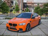 3D Design BMW M5 (F10) 2016 images
