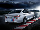 Wallpapers of BMW M5 Performance Accessories (F10) 2013