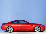 BMW M6 Coupe AU-spec (F13) 2012 photos