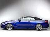 BMW M6 Cabrio (F12) 2012 wallpapers