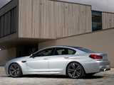 BMW M6 Gran Coupe (F06) 2013 images