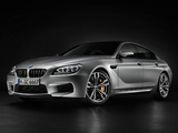 BMW M6 Gran Coupe (F06) 2013 photos