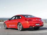 BMW M6 Gran Coupe AU-spec (F06) 2013 photos