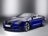 Photos of BMW M6 Cabrio (F12) 2012