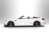 Wallpapers of AC Schnitzer BMW M6 Convertible (F12) 2013