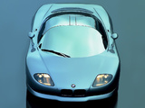 Wallpapers of BMW Nazca M12 1991