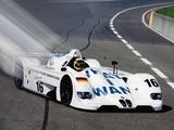 BMW V12 LMR Art Car by Jenny Holzer 1999 images