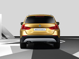 BMW X1 Concept 2008 photos