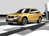 BMW X1 Concept 2008 wallpapers