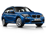 Images of BMW X1 sDrive20i M Sport Package (E84) 2012