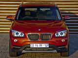 Photos of BMW X1 xDrive20i ZA-spec (E84) 2012