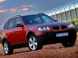 BMW X3 2.0d ZA-spec (E83) 2004–06 images
