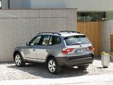 BMW X3 2.0i (E83) 2004–06 photos