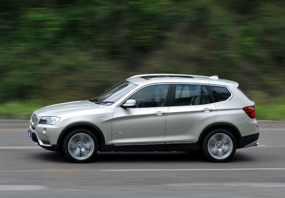 Bmw X3 Xdrive35i Za Spec F25 2010 Images 640x480