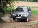 Images of BMW X3 2.0d (E83) 2004–06