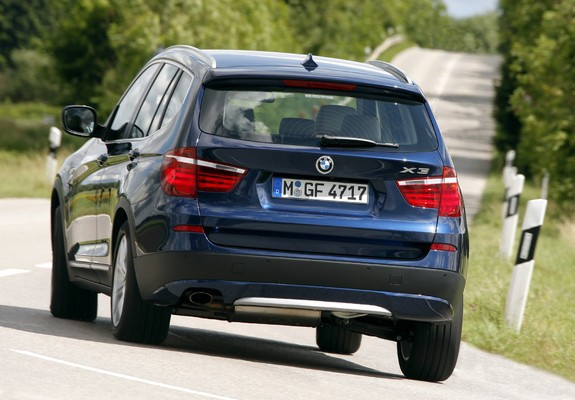 Download / Preview - Images of BMW X3 xDrive20i (F25) 2011