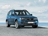 Photos of BMW X3 Aerodynamic Package (E83) 2004–06