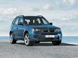 Photos of BMW X3 Aerodynamic Package (E83) 2004–06