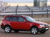 Pictures of BMW X3 2.0d ZA-spec (E83) 2004–06