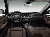 Wallpapers of BMW X3 xDrive20d (F25) 2014