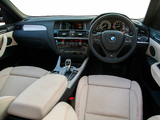 BMW X4 xDrive35i M Sports Package ZA-spec (F26) 2014 images