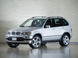 BMW X5 4.6is (E53) 2002–03 pictures