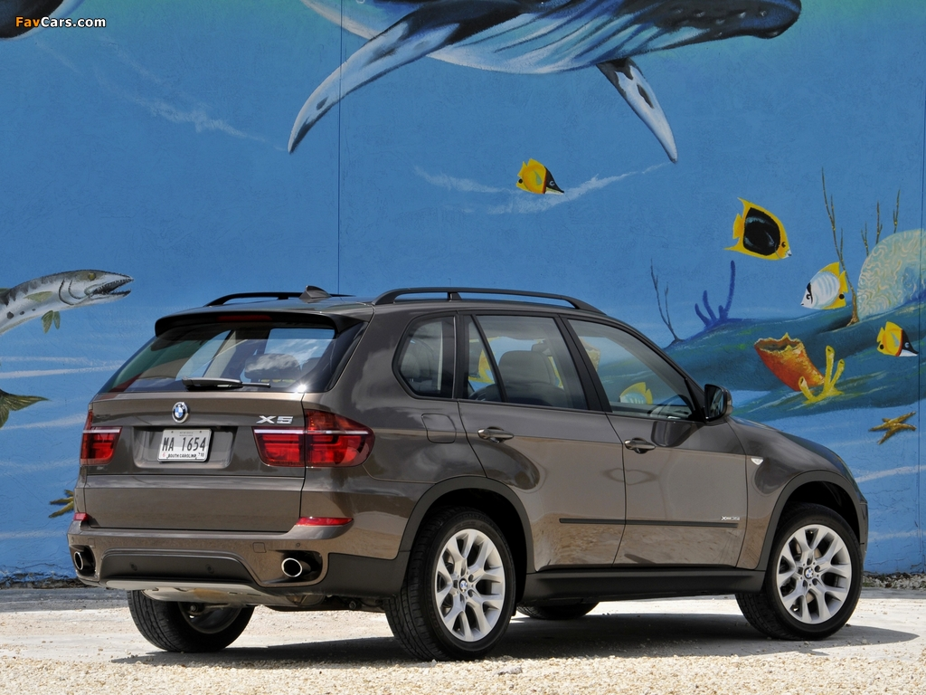 Bmw X5 Xdrive35i E70 2010 Pictures 1024x768
