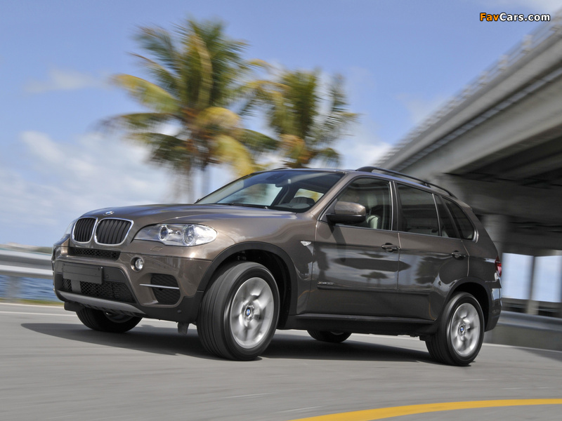 Bmw X5 Xdrive35i E70 2010 Wallpapers 800x600