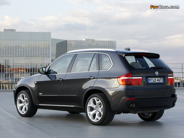 Photos Of Bmw X5 Xdrive35d 10 Year Edition E70 2009 640x480