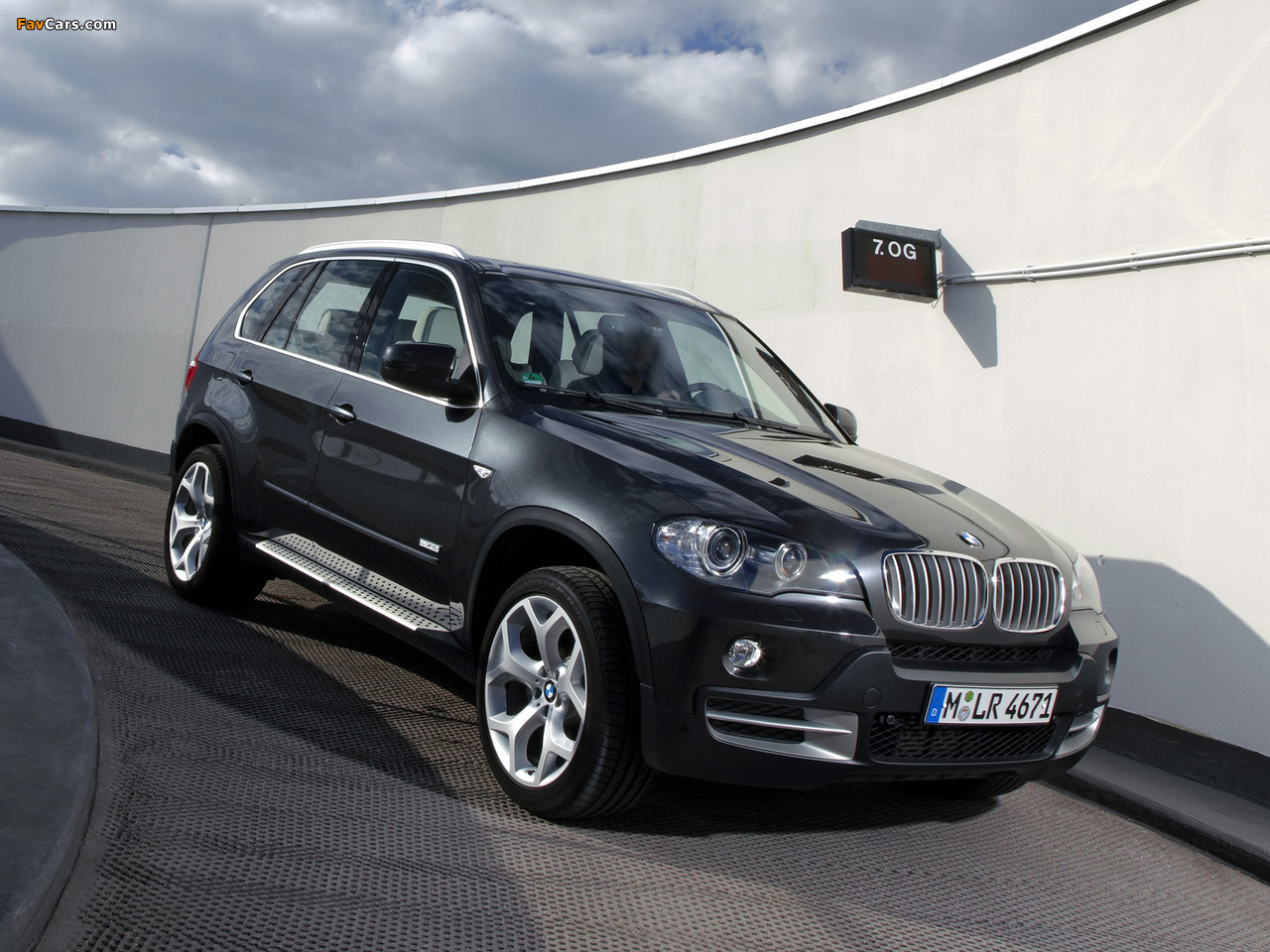 Photos Of Bmw X5 Xdrive35d 10 Year Edition E70 2009