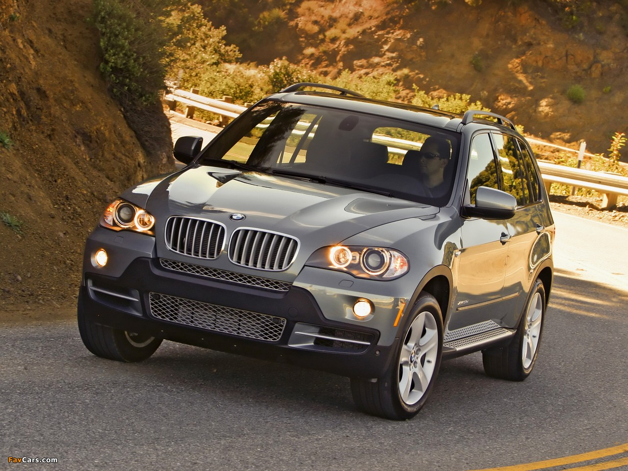 Pictures Of Bmw X5 Xdrive35d Blueperformance Us Spec E70