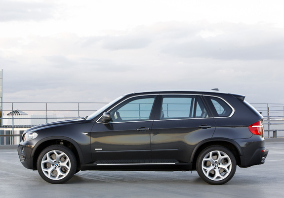 Wallpapers of BMW X5 xDrive35d 10 Year Edition (E70) 2009