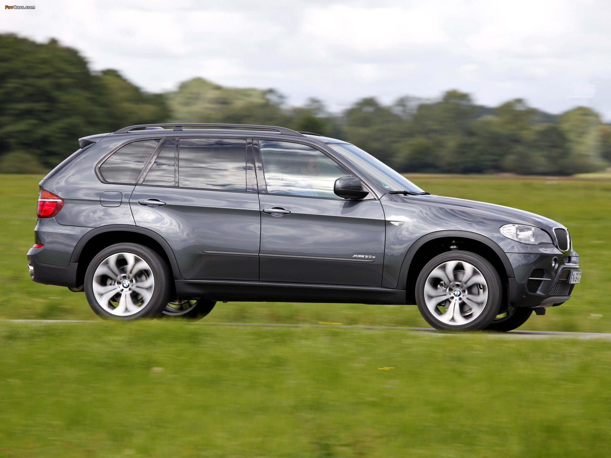 Wallpapers Of Bmw X5 Xdrive30d E70 2011 2048x1536