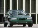 Wallpapers of BMW Z1 Coupe Prototype 1991