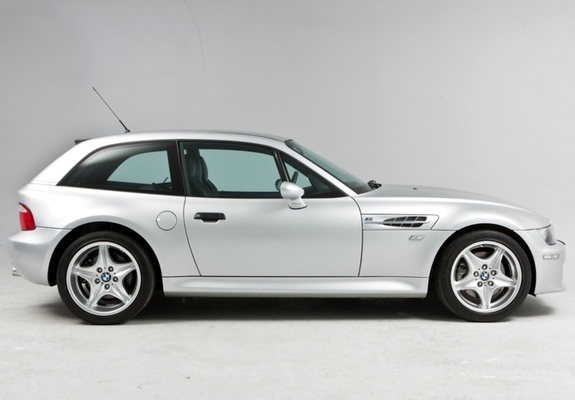 Bmw Z3 M Coupe Uk Spec E36 8 1998 2002 Pictures