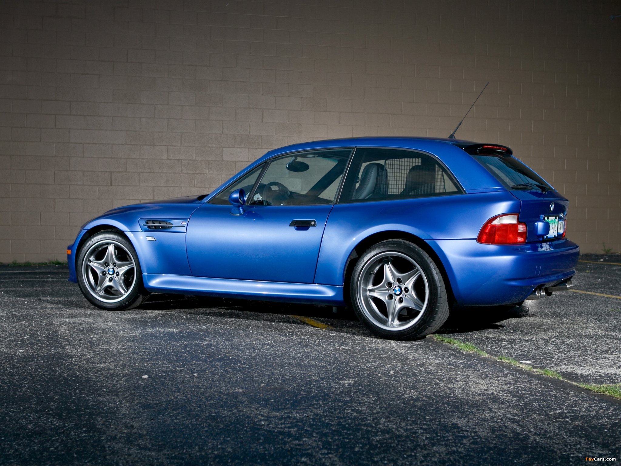 Bmw Z3 M Coupe Us Spec E36 8 1998 2002 Wallpapers