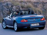 BMW Z3 2.0 Roadster (E36/7) 1999–2000 pictures