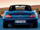 BMW Z3 2.0 Roadster (E36/7) 1999–2000 wallpapers