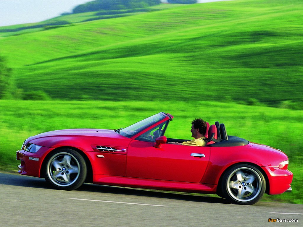 Wallpapers Of Bmw Z3 M Roadster E36 7 1996 2002 1024x768