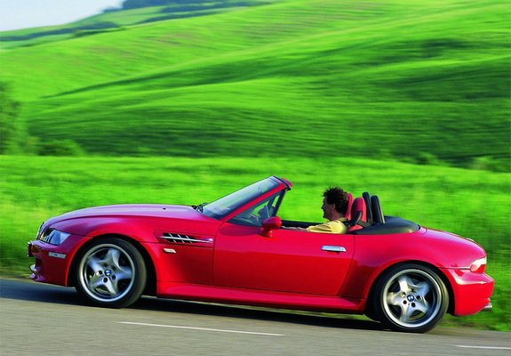 Wallpapers Of Bmw Z3 M Roadster E36 7 1996 2002