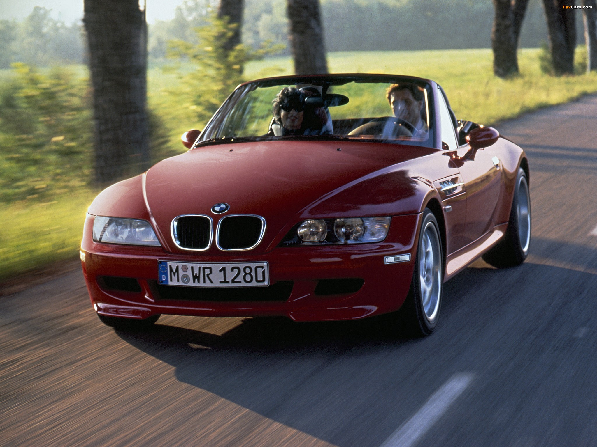 Wallpapers Of Bmw Z3 M Roadster E36 7 1996 2002 2048x1536