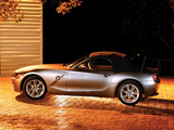 BMW Z4 2.5i Roadster AU-spec (E85) 2002–05 pictures