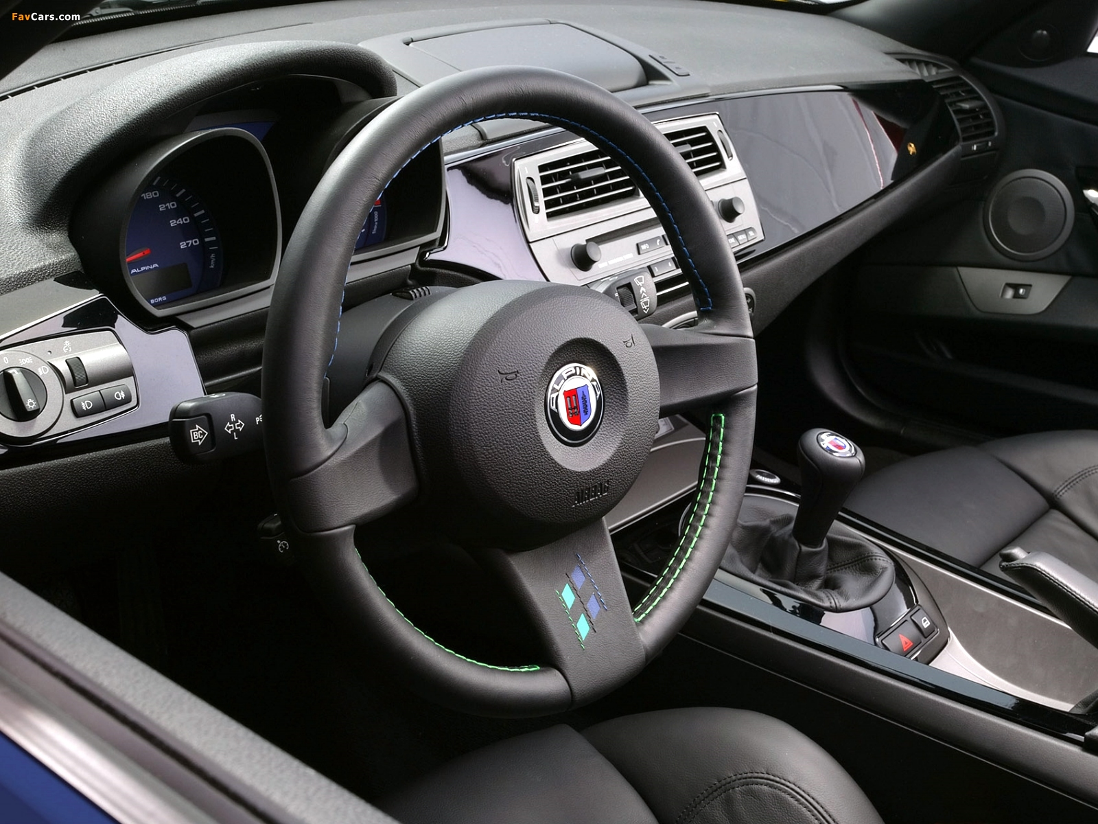 Alpina Roadster S E85 2003 05 Pictures 1600x1200