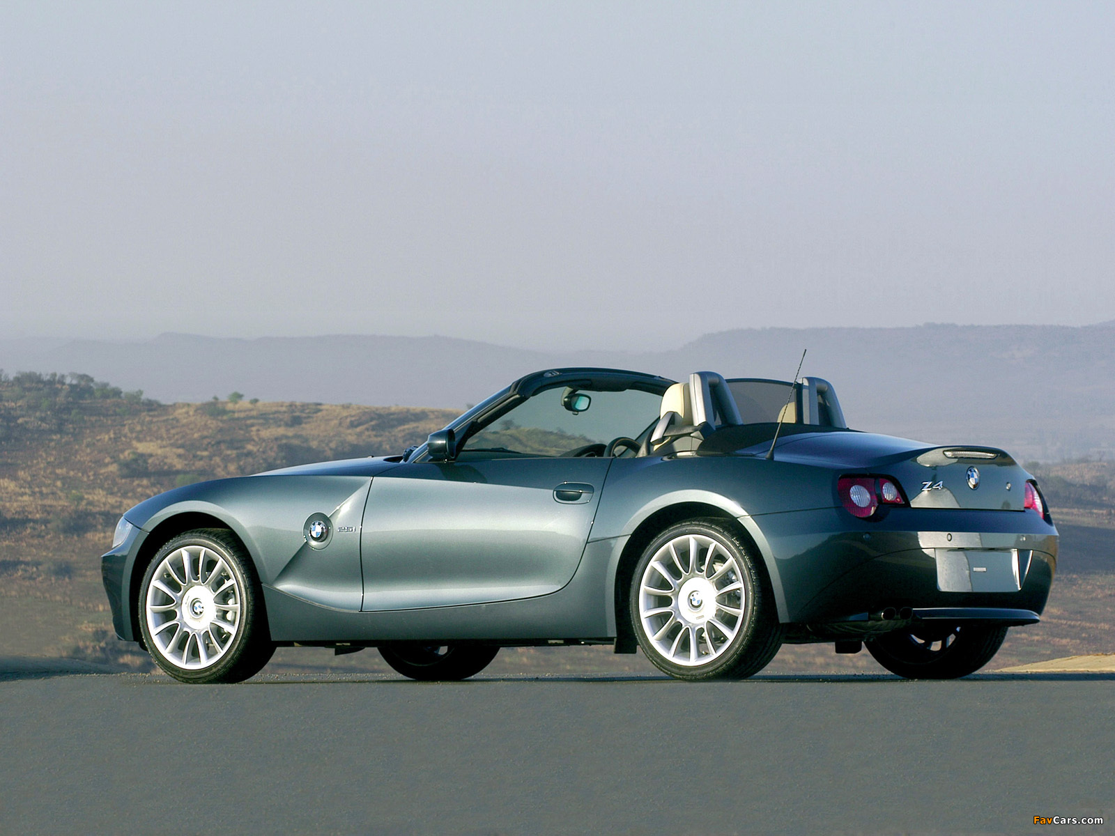 Bmw Z4 Roadster Individual E85 2004 Images 1600x1200