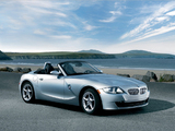 BMW Z4 2.0i Roadster (E85) 2005–09 wallpapers