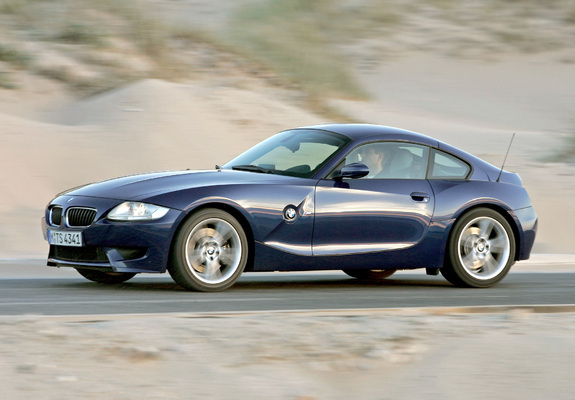 Bmw Z4 M Coupe E85 2006 08 Images 800x600