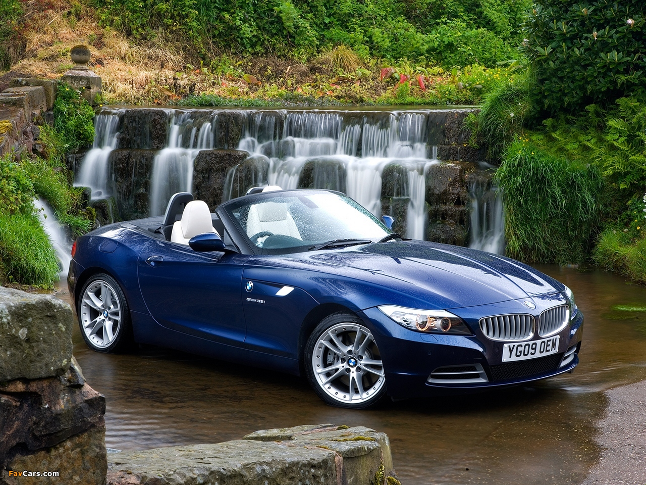 Bmw Z4 Sdrive35i Roadster Uk Spec E89 2009 12 Photos